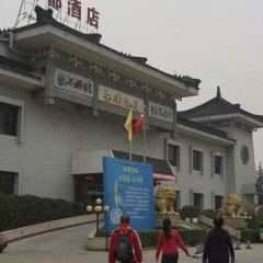 Xian Dynasty Hotel Сиань городской автобус