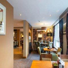 Отель Premier Inn London St.Pancras Великобритания, Лондон - отзывы, цены и фото номеров - забронировать отель Premier Inn London St.Pancras онлайн интерьер отеля фото 2