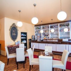 Отель City Guesthouse Pension Berlin Берлин гостиничный бар