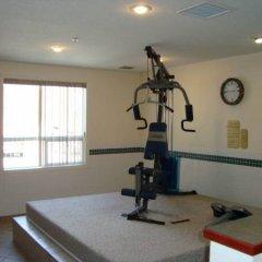 Отель Foxwood Inn & Suites Drayton Valley фитнесс-зал фото 4