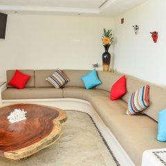 Отель El Secreto Мексика, Коакоюл - отзывы, цены и фото номеров - забронировать отель El Secreto онлайн комната для гостей фото 4