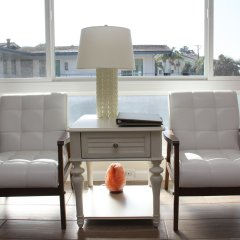 Pacific Crest Hotel Santa Barbara комната для гостей