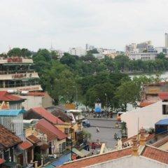 Отель Oriental Suites Ханой балкон