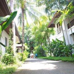 Отель Nai Yang Beach Resort & Spa парковка