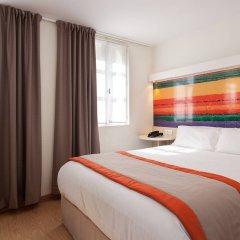 Отель Paris La Fayette Франция, Париж - 2 отзыва об отеле, цены и фото номеров - забронировать отель Paris La Fayette онлайн комната для гостей фото 3