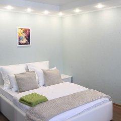 Апартаменты Apartment on Oktyabrya 43 Ярославль комната для гостей фото 3