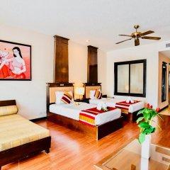 Отель Ramada by Wyndham Aonang Krabi комната для гостей фото 3
