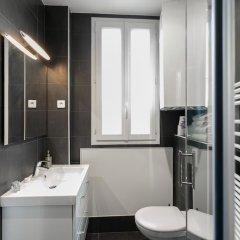 Отель Pension Residence Du Palais Франция, Париж - отзывы, цены и фото номеров - забронировать отель Pension Residence Du Palais онлайн ванная