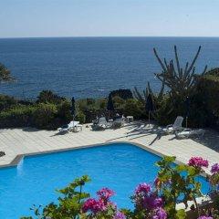 Отель Caloura Hotel Resort Португалия, Агуа-де-Пау - 3 отзыва об отеле, цены и фото номеров - забронировать отель Caloura Hotel Resort онлайн бассейн