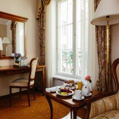 Гранд Отель Эмеральд 5* Стандартный номер двуспальная кровать фото 2