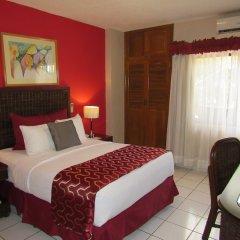 Отель Aparthotel Guijarros Гондурас, Тегусигальпа - отзывы, цены и фото номеров - забронировать отель Aparthotel Guijarros онлайн комната для гостей фото 4