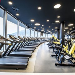 Отель River Side фитнесс-зал