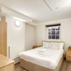 Отель Urban Stay London Victoria Apartments Великобритания, Лондон - отзывы, цены и фото номеров - забронировать отель Urban Stay London Victoria Apartments онлайн комната для гостей фото 2