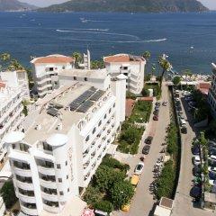 My Dream Hotel Турция, Мармарис - отзывы, цены и фото номеров - забронировать отель My Dream Hotel онлайн пляж