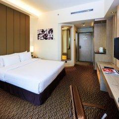 Отель Sunway Hotel Seberang Jaya Малайзия, Себеранг-Джайя - отзывы, цены и фото номеров - забронировать отель Sunway Hotel Seberang Jaya онлайн комната для гостей фото 5