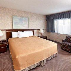 Отель Travelodge Hotel at LAX США, Лос-Анджелес - отзывы, цены и фото номеров - забронировать отель Travelodge Hotel at LAX онлайн комната для гостей фото 4