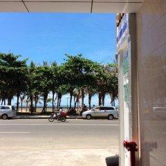 Отель Golden Hotel Вьетнам, Вунгтау - отзывы, цены и фото номеров - забронировать отель Golden Hotel онлайн пляж фото 2