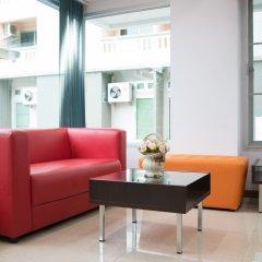 Отель JR Mansion Бангкок комната для гостей фото 3