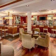 Отель Hilton Edinburgh Grosvenor гостиничный бар