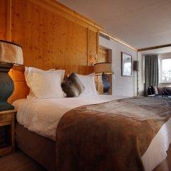 Отель Alpes Hôtel du Pralong комната для гостей фото 2
