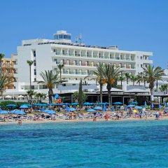 Nelia Beach Hotel пляж фото 2