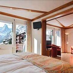 Отель Beau Rivage Швейцария, Церматт - отзывы, цены и фото номеров - забронировать отель Beau Rivage онлайн комната для гостей