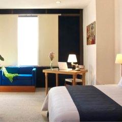 Hotel Misión Guadalajara Carlton комната для гостей