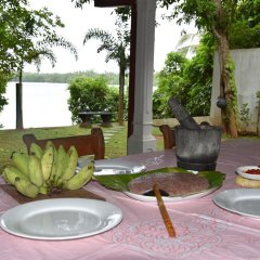 Отель Sethra Villas Шри-Ланка, Бентота - отзывы, цены и фото номеров - забронировать отель Sethra Villas онлайн фото 7