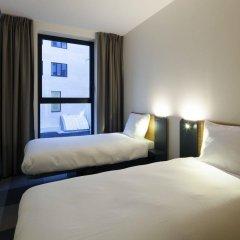 Отель easyHotel Brussels City Centre Бельгия, Брюссель - отзывы, цены и фото номеров - забронировать отель easyHotel Brussels City Centre онлайн комната для гостей фото 4