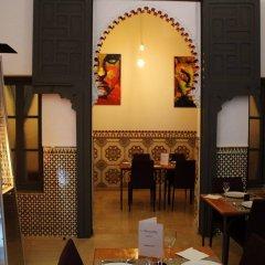 Отель Riad El Bir Марокко, Рабат - отзывы, цены и фото номеров - забронировать отель Riad El Bir онлайн питание фото 3