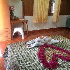 Отель Poonsap Resort Ланта комната для гостей