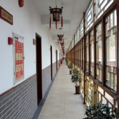 Отель Wulonghu Resort интерьер отеля