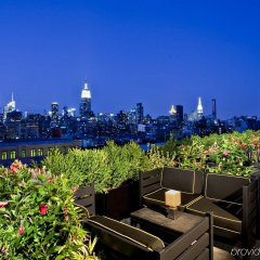 Отель Dream Downtown США, Нью-Йорк - отзывы, цены и фото номеров - забронировать отель Dream Downtown онлайн балкон