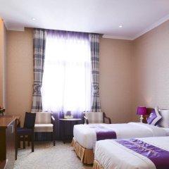 Hai Ba Trung Hotel and Spa комната для гостей фото 3
