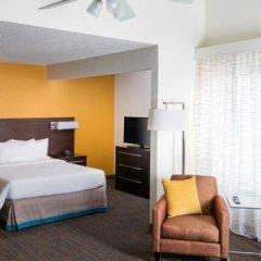 Отель Residence Inn By Marriott Long Beach США, Лонг-Бич - отзывы, цены и фото номеров - забронировать отель Residence Inn By Marriott Long Beach онлайн комната для гостей