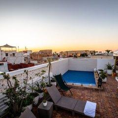 Отель Dar El Kebira Salam Марокко, Рабат - отзывы, цены и фото номеров - забронировать отель Dar El Kebira Salam онлайн бассейн
