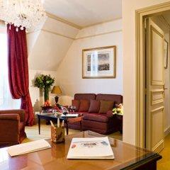 Hotel Vernet - Paris Champs Elysées комната для гостей фото 2
