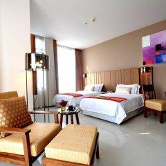 Grand Howard Hotel комната для гостей