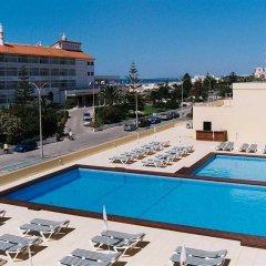 Отель Yellow Praia Monte Gordo бассейн фото 2