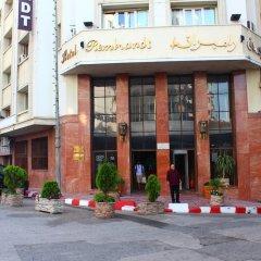 Отель Rembrandt Марокко, Танжер - отзывы, цены и фото номеров - забронировать отель Rembrandt онлайн вид на фасад