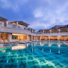 Отель Paradise City бассейн фото 2