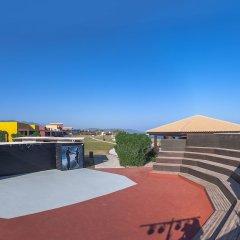 Отель All Senses Nautica Blue Exclusive Resort & Spa-All Inclusive парковка