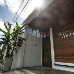 Отель The Nest Samui парковка