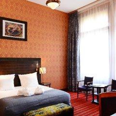 Grand Hotel Amrath Amsterdam 5* Стандартный номер с различными типами кроватей фото 2