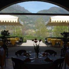Отель Residence Antico Crotto Порлецца питание фото 2