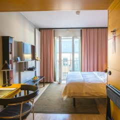 Hotel Rival комната для гостей
