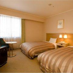 Отель Ark Hotel Royal Fukuoka Tenjin Япония, Тэндзин - отзывы, цены и фото номеров - забронировать отель Ark Hotel Royal Fukuoka Tenjin онлайн комната для гостей фото 5