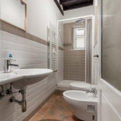 Отель Friends Of Florence Италия, Флоренция - отзывы, цены и фото номеров - забронировать отель Friends Of Florence онлайн ванная фото 2