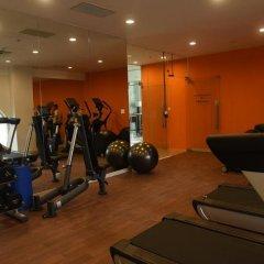 Апартаменты Oakwood Apartments Ho Chi Minh City фитнесс-зал фото 4