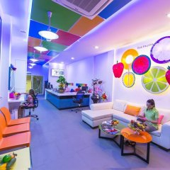 Отель The Frutta Boutique Patong Beach спа